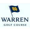 Warren Golf Course At Notre Dame Logo