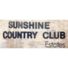 Sunshine Country Club Estates Logo