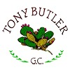 Eighteen at Tony Butler Golf Course Logo