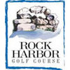 Rock Harbor Golf Course - Rock Logo