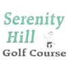 Serenity Hill Golf Course Logo