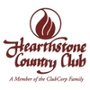 Jackrabbit/Wolf Corner at Hearthstone Country Club Logo