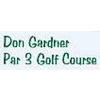 Don Gardner Par-3 Golf Course Logo
