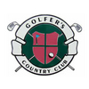 Golfer's Country Club Logo
