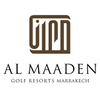 Al Maaden Golf Resort Logo