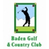 Baden Golf & Country Club - 18-hole Course Logo