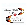 Baden Hills Golf & Curling Club Logo
