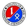 Mannheim-Viernheim 1930 Golf Club Logo