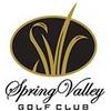 Spring Valley Golf Course Logo