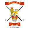 British Army Golf Club Sennelager - Forest Pine Course Logo