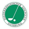 Niederrheinischer Golf Club Duisburg Logo
