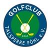 Talsperre Poehl Golf Course Logo