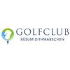 Buesum Dithmarschen Golf Club Logo