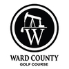 Ward County Golf Course Logo