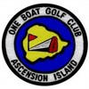 One Boat Golf Club Logo