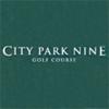 City Park Nine Golf Course Logo