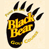 Black Bear Golf Course Logo