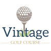 Vintage Golf Course Logo