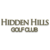 Hidden Hills Public Golf Course Logo