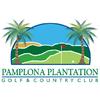 Pamplona Plantation Golf & Country Club Logo