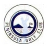 The Peninsula Golf Club Logo