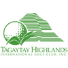Tagaytay Highlands International Golf Club Logo