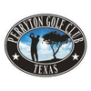 Perryton Golf Club Logo
