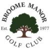 Broome Manor Golf Club - 9-hole Course Logo