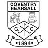 Coventry Hearsall Golf Club Logo