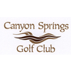 Canyon Springs Golf Club Logo