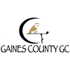 Gaines County Golf Course Logo