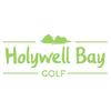 Holywell Bay Golf Club Logo