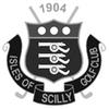 Isles of Scilly Golf Club Logo