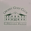 Owmby Golf Club Logo