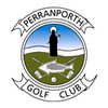 Perranporth Golf Club Logo