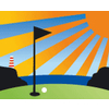 Porthpean Golf Club Logo