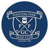 Poulton Park Golf Club Logo