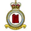 RAF Coningsby Golf Club Logo