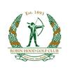 Robin Hood Golf Club Logo