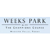 The Champions Course at Weeks Park Logo