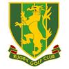 Rugby Golf Club Logo