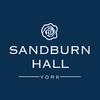 Sandburn Hall Logo