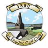 St. Enodoc Golf Club - Church Course Logo