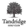 Tandridge Golf Club Logo