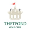 Thetford Golf Club Logo