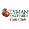 Jones at Lyman Orchards Golf Club Logo