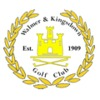 Walmer &amp; Kingsdown Golf Club Logo