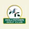 Hollystown Golf Club - Yellow/Blue Course Logo