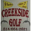 Spring Creek Frontier Golf Course Logo