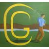 Carrington Greens Golf Course Logo